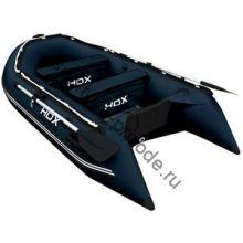 Лодка HDX надувная, модель OXYGEN 280 AL, цвет синий