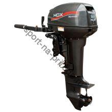Лодочный мотор 2-х тактный HDX Titanium T9,9 BMS
