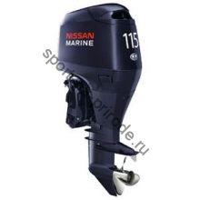 Лодочный мотор 2-х тактный NISSAN MARINE NSD 115 A EPTO2