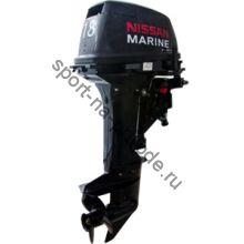 Лодочный мотор 2-х тактный NISSAN MARINE NS 18 E2   EP1