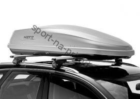 Бокс на крышу Traxer 5.6 177x77x42 370л серый