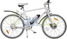 Велогибрид Eltreco Кардан LUX