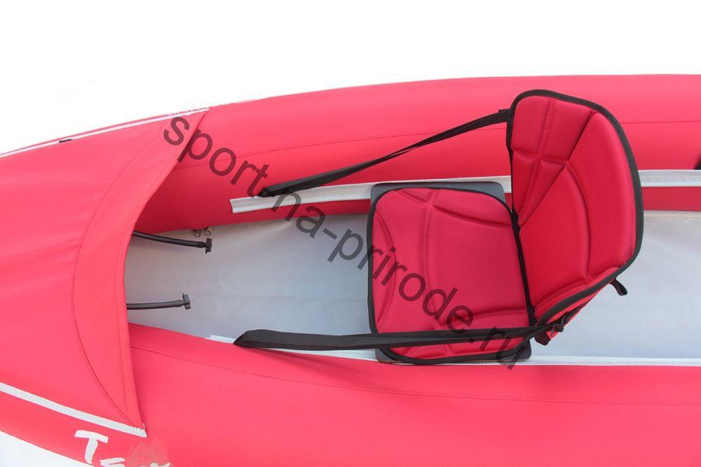 модельный строй лодки поливинилхлоридный  тайга