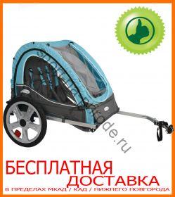 Велоприцеп для 1-2х детей Instep Take 2