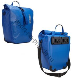 "Набор велосипедных сумок Thule Pack""n Pedal Shield Pannier, размер L, синий (2 шт.)"