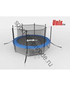 Батут Unix 6 ft inside (blue)