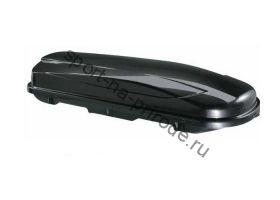 Бокс на крышу SOTRA X-Treme Xt 450.B 195x78x39 450л черный (крепления Ultrarapid)