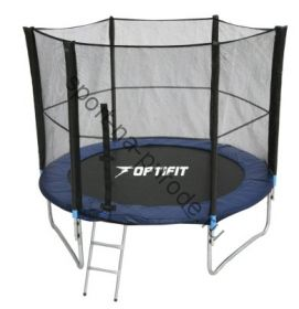 Батут OPTIFIT 8ft 2,44 м