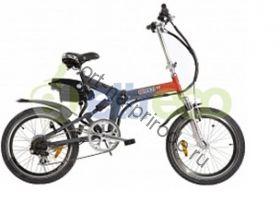 Велогибрид Eltreco TT 36В