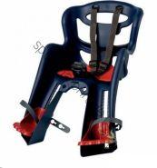 BELLELLI Сидение переднее Tatoo SportFix,  тёмно-серое с бампером