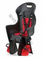 Кресло детское Polisport , заднее, модель  Boodie с креплением на багажник