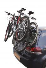 Крепление велосипеда на заднюю дверь PERUZZO Cruiser Delux (3 вел.) сталь d25мм (1 шт./кор.)