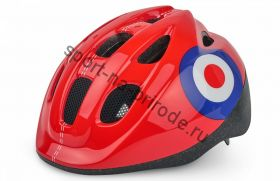 Велошлем Polisport Junior Target (набор с флягой).