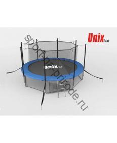 Батут Unix 6 ft inside (blue)
