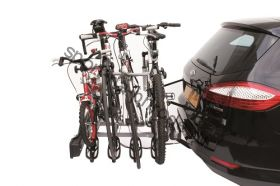 Крепление велосипеда на прицеп. устр. PERUZZO Parma (4 вел.) сталь