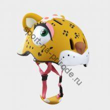 Защитный шлем Crazy Safety «Леопард»