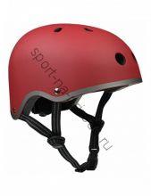 Шлем Micro Красный матовый