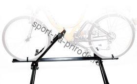 Крепление велосипеда на крышу PERUZZO Napoli серый (сталь)