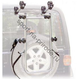 Крепление велосипеда на запас. колесо PERUZZO 4x4 Merano (2 вел.)