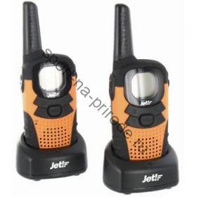 Радиостанция JET XT PRO (оранжевый цвет, в кейсе, расширенная комплектация)